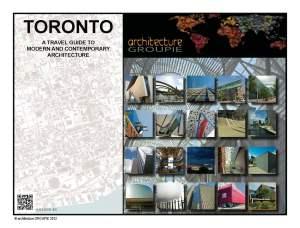 Toronto guide book