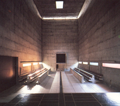 La Tourette Church by Le Corbusier