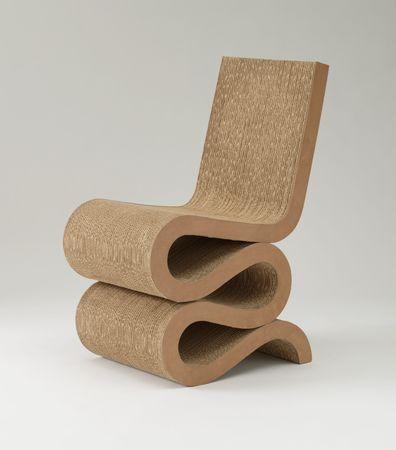 Cardboard Chair