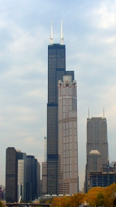 Sears Tower from afar