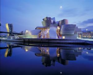 Guggenheim Bilbao by Frank Gehry