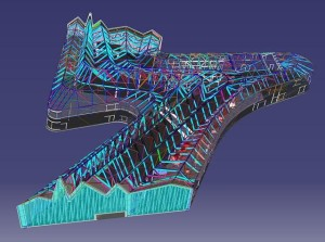 Zaha Hadid Computer modeling