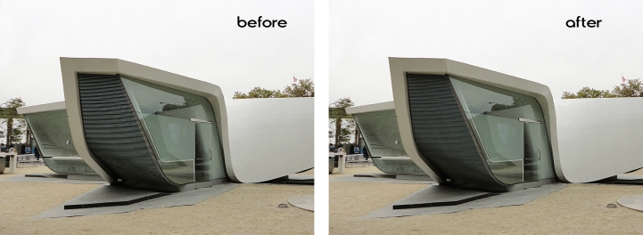 New Amsterdam Pavilion